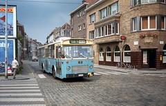 FIAT 070 5 (brossel 8260) Tags: bus belgique gent gand mivg
