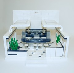 IMGP8249f (deborah higdon - buildings blockd) Tags: kitchen architecture fridge lego sink conservatory stove