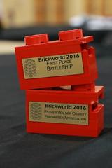 Even the trophies got smashed... (Si-MOCs) Tags: chicago battleship smashysmashy brickworld battleshipawards