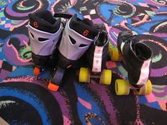 me & ang's skates