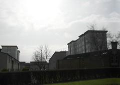 Sighthill (Carl@Armadale) Tags: trees clouds buildings concrete scotland edinburgh unitedkingdom bricks bridges samsung hedges sighthill nx housingestates nx200