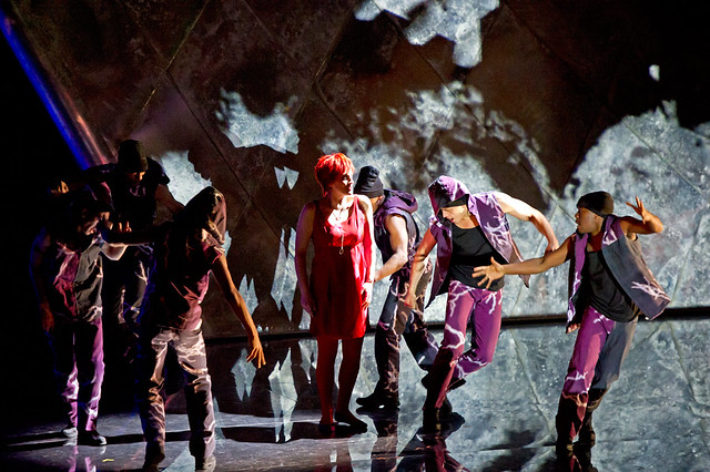 Soul Mavericks in Miss Fortune with Emma Bell © Bill Cooper/ROH 2012