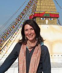 Me at Bouddha