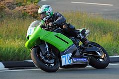 TTG_4404a (rutolander) Tags: tt practice 70 isleofman manx sidecar 2010 gooseneck iom supersport andykirk isleofmantt