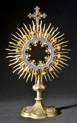 Pugin Monstrance