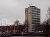 Groningen, Eendrachtsbrug met Westertoren (Jeroen Hillenga) Tags: brug groningen westertoren eeldersingel paterswoldseweg eendrachtskade eendrachtsbrug