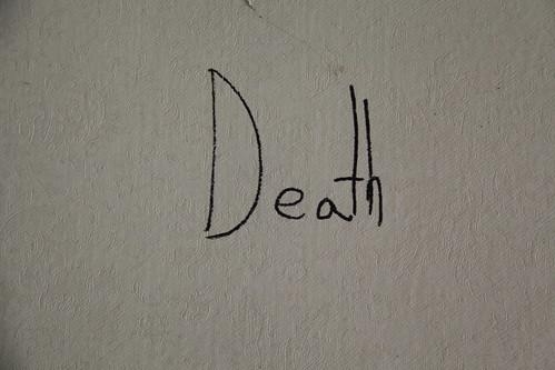 Death graffiti