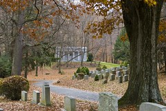 Chrysler mausoleum, Sleepy Hollow Cemetery (dkjphoto) Tags: travel usa newyork tourism church dutch cemetery grave museum america tour unitedstates country tourist mausoleum northamerica chrysler sleepyhollow washingtonirving dennisjohnson wwwdenniskjohnsoncom