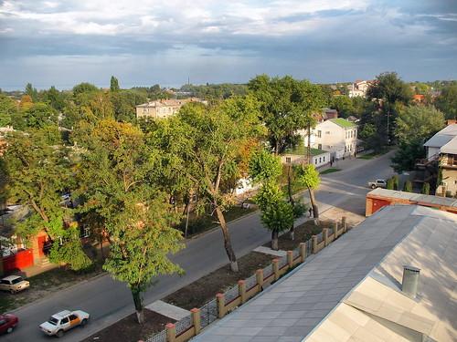 Taganrog. Frunze Street