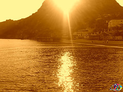 Sunlight on the sea (s.infante) Tags: mare sole