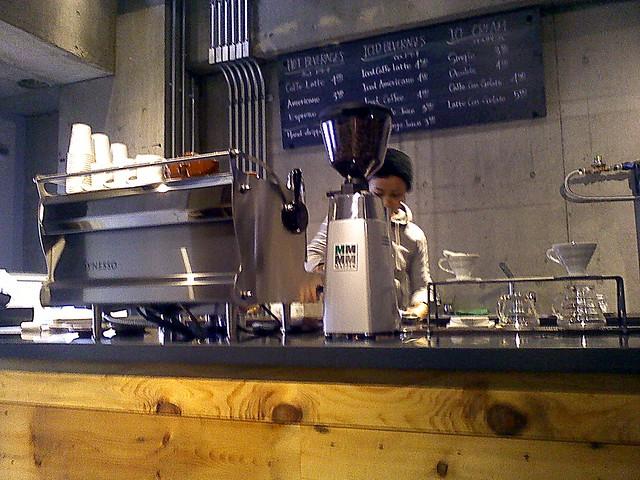 espresso machine repair mn