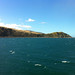 Entering the Cook Strait