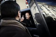 Au march. Photos Benjamin Gminel. (Francois Hollande) Tags: paris france benjamin 75 campagne march 2012 hollande prsidentielle gminel
