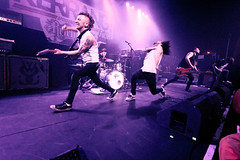 While She Sleeps (Tom Joy) Tags: new scotland glasgow live gig date venue 2012 relentless kerrang newfoundglory theblackout uktour letlive tomjoy whileshesleeps o2abc o2arenas