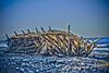Skeppsvraket Swiks i HDR (Asa Lundqvist) Tags: wood blue sea naturaleza nature water stone agua mare ship sweden natur sverige vatten hdr suecia hav öland vrak stenar trä skepp swiks månadsbild1204
