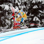 Teck Parsons Super-G 2012 Alex Wilkinson (WMSC) PHOTO CREDIT: Jim Davie