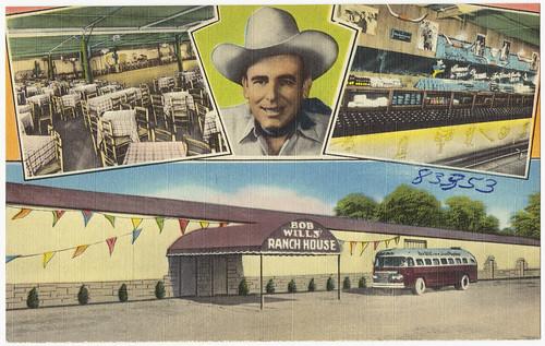 Bob Wills Ranch House
