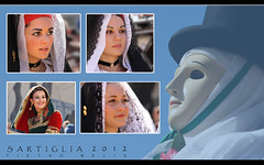 Sartiglia al femminile (Pietro Melis) Tags: sardegna stella carnevale giostra 2012 falegnami cavaliere oristano sartiglia equestre componidori