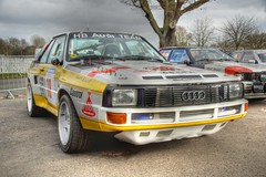 DSC05716_tonemappeda (nick_scotcher) Tags: rally 2012 groupb stoneleighpark raceretro audiquattros1 sonya77