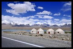 Landscapes on the Karakoram Highway (Samuel Touboul) Tags: poverty voyage china unicef pakistan portrait people woman tourism ch