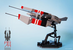 A1 Aria (Bricksbeard) Tags: ship lego space wipeout scifi moc afol vicviper foitsop