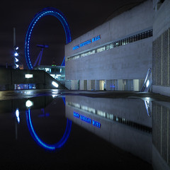 London 2012 March 4th (violinconcertono3) Tags: reflection london wet water landscapes unitedkingdom fineart cityscapes londoneye southbank royalfestivalhall fineartphotography davidhenderson london2012 fineartphotographer londonphotographer 19sixty3 19sixty3com