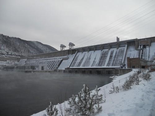 Krasnoyarsk Dam