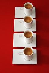 instant café (nicouze) Tags: red white cup tasse coffee café rouge design blanc nicouze
