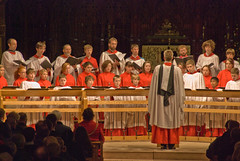 9 Lessons and Carols 2011 (cathedralchoir) Tags: newsletter selective chosen barryingram ninelessons