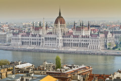 The Hungarian Parliament Building (Beum Gallery) Tags: architecture river europe hungary budapest style parliament parlement magyar danube fleuve orszghz magyarorszg gothicrevival hongrie  hungarianparliamentbuilding gothicrevivalstyle nogothique  stylearchitectural          houseofthecountry