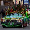 Carmen Miranda:  The Car (melfoody) Tags: sanfrancisco car fruit carmenmiranda pimpmobile stpatricksday2012