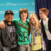 Kickin' It Cast: Alex Jones, Leo Howard, Olivia Holt and Dylan Riley Snyder at D23 Expo (2011)