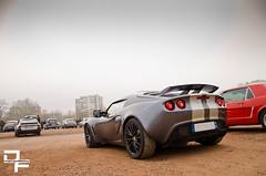 Exige S (Damien.Fardel) Tags: car grey nikon automobile pentax lotus elise stripes voiture lille k20 exige exiges k20d d7000