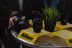 Nikon D3200 Presentation @Paris (Adrien Séné) Tags: new test nikon 28mm sample nikkor press nikond3200 d400 d3200 nikonday d5200 new28mm18nikkor