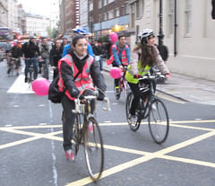 Critical Mass London 27 Apr 2012 (50)r (Funny Cyclist) Tags: london bike bicycle waterloo cycle criticalmass april 2012 centrallondon nationalfilmtheatre londonist