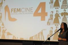 INAUGURACIÓN FEMCINE 2014