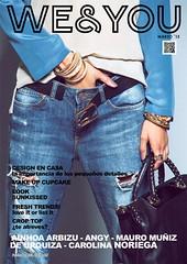 Angy nueva colección Loverss en We&You Magazine