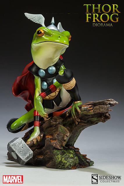 最強雷神青蛙再臨!