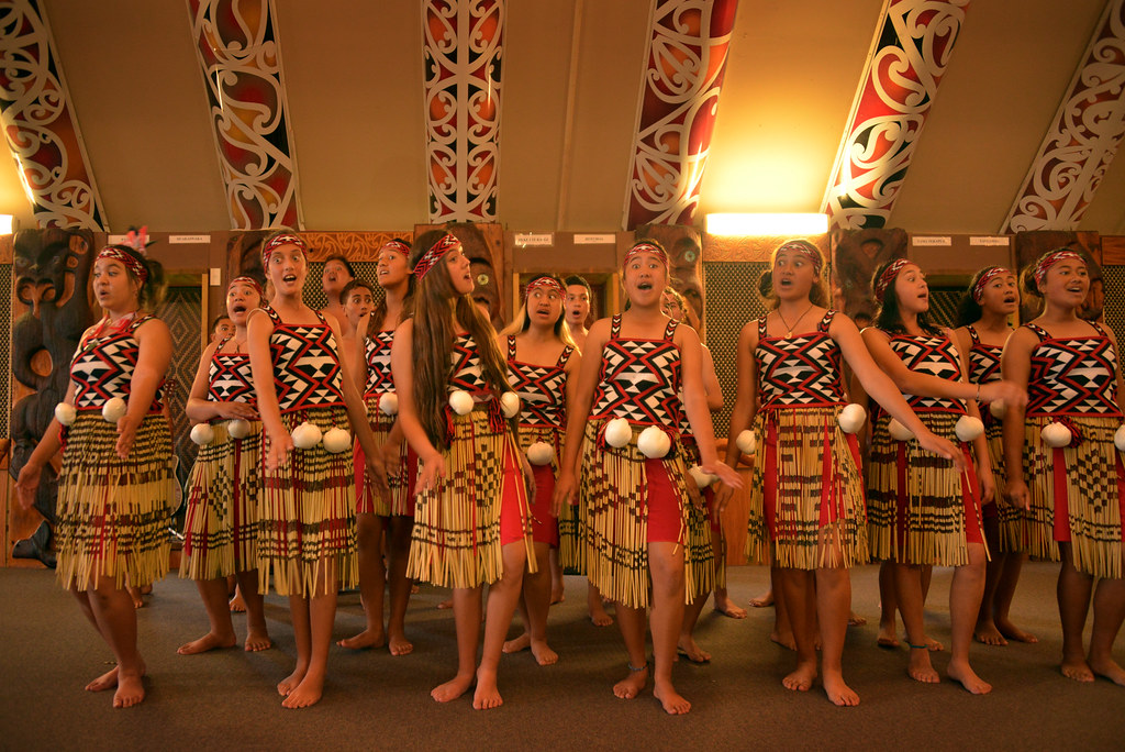 Maori Tapu: The World's Most Recently Posted Photos Of Waiata