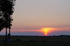 the colours of the sunset in Etampes (Daria_della_Noce) Tags: light sunset sky sun tramonto colours august agosto cielo sole colori culori etampes apusdesoare cerul sonynexf3k