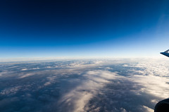 Above the clouds (nico_enders) Tags: sky window clouds plane airplane space aerial lufthansa