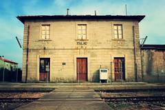 solitary station in palau, sardinia (salvatore zizi) Tags: sardegna station sardinia stazione palau salvatore zizi