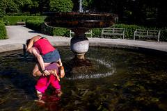 . (www.piotrowskipawel.pl) Tags: park street city boy wet fountain germany munich mnchen fun bayern bavaria crazy couple play joy streetphotography documentary decisivemoment birl documentaryphotography colorstreetphotography pawepiotrowski piotrowskipawelpl
