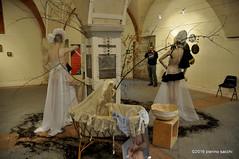 M5134128 (pierino sacchi) Tags: mostra pavia scultura porro onoff pittura inaugurazione comune broletto miamadre paolomazzarello sistemamusealeateneo