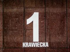 Wrocaw (isoglosse) Tags: sign poland polska schild polen sansserif wrocaw breslau znak