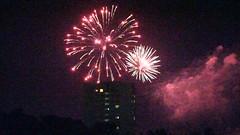 Feuerwerk Berlin Lankwitz 4.6.2016 (rieblinga) Tags: berlin feuerwerk lankwitz malteserstrase 562016