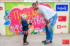 """""""День защиты детей"""" на """"Бульваре Роз"""""""