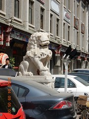 2016_04_09 277 (Gwydion M. Williams) Tags: china cats cat feline lion lions felines tianjin chineselions styalisedlions stylisedlions
