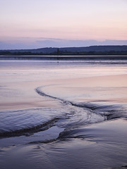 Night coming on (Maggie's Camera) Tags: sky water river mud dusk gloucestershire estuary severn lowtide fretherne