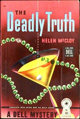 Dell Mapback 107 (1946). Cover Art by Gerald Gregg (lhboudreau) Tags: mystery illustration book necklace drawing champagne coverart illustrations drawings books paperback story crime dell paperbackcovers murder novel bookcover tale gregg paperbacks bookart 1946 mapback mccloy dellmystery paperbackbook paperbackbooks vintagepaperback dellbooks vintagepaperbacks paperbackcover paperbackart dellmapback mapbacks dellbook vintagepaperbackcover helenmccloy geraldgregg dellpaperback vintagepaperbackcovers dellpaperbacks vintagepaperbackart paperbackcrime paperbackcrimes dellmapback107 dell107 deadlytruth thedeadlytruth